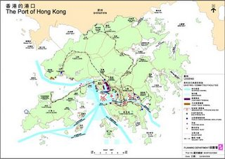 Port Of Hong Kong Mid Stream | RM.